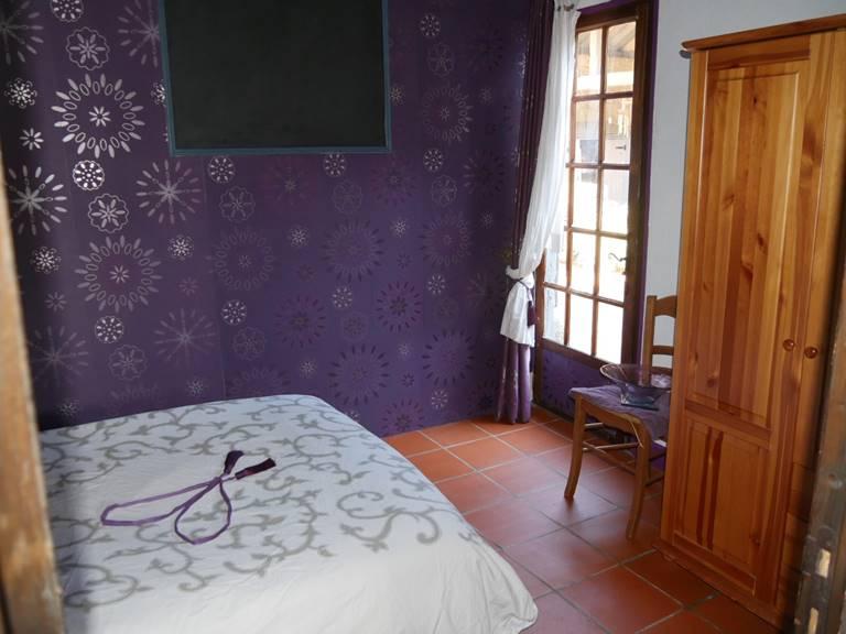 Chambre 3 la plus petite avec lit de 140 glindon maison d 39 h tes dans le gers - Chambre d hotes dans le gers ...