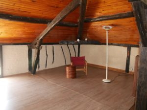 Chambre de maison d'hôtes dans le gers